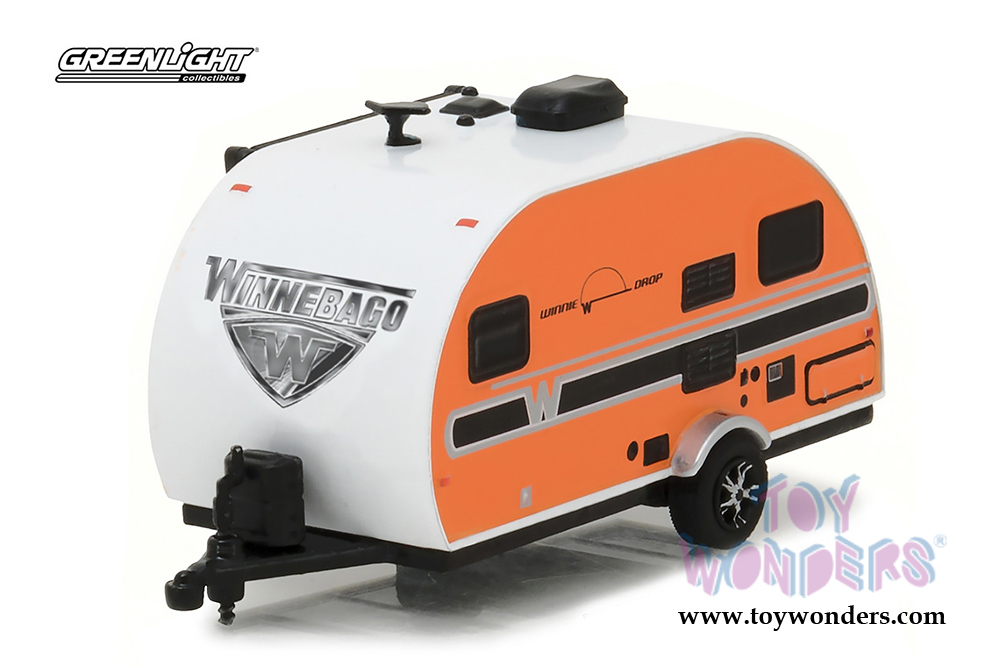 Hitched Homes Series 2 2016 Winnebago Winnie Drop 1710