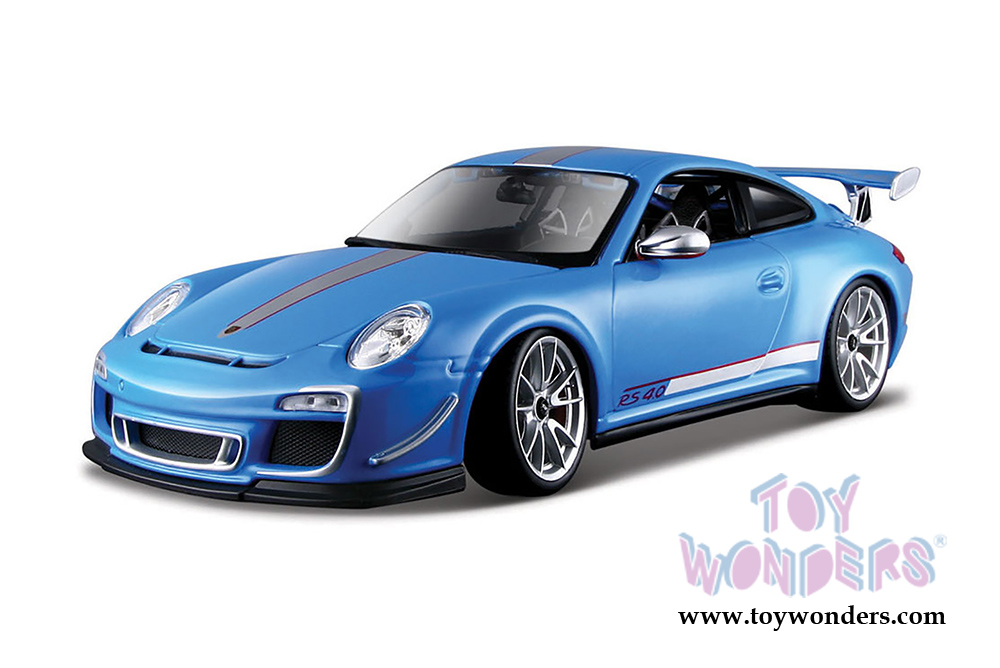 Porsche 911 Gt3 Rs 4 0 Hard Top 11036bu 1 18 Scale Bburago Wholesale