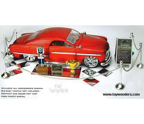 Model Car Garage Diorama Accessories