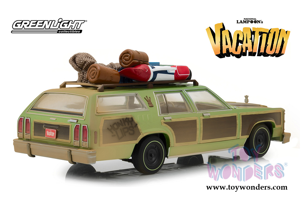 National Lampoon S Vacation Family Truckster Wagon Queen With