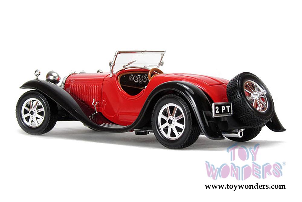 BUGATTI TYPE 55 1932 1:24 scale diecast model die cast models metal toy car