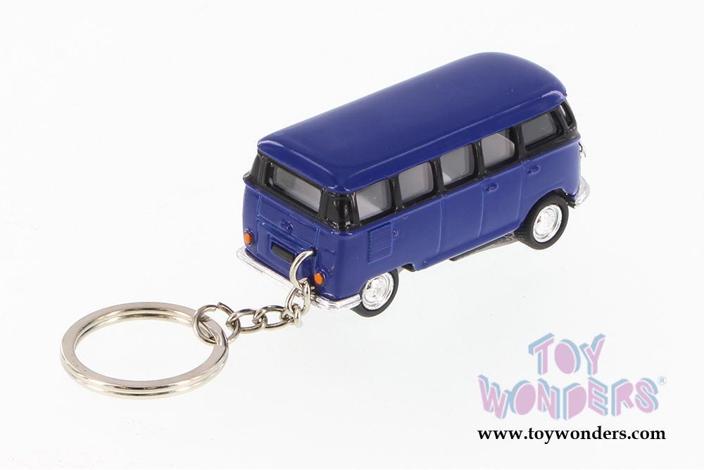 Kinsmart - Volkswagen Classic Bus with Key Chain (1962 103319f99