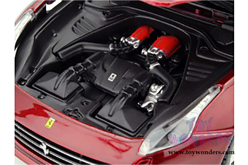 Ferrari California T Open Top By Bburago Ferrari Race Play 1 24