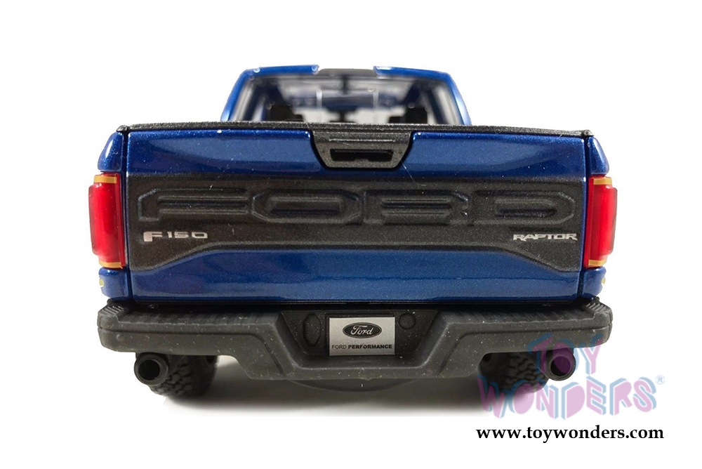 Maisto Special Edition Trucks Ford Raptor Pick Up Truck 2017 1