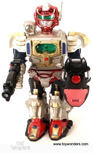 "B/O Power Destroyer Robot (17.5"")"