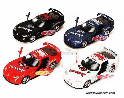 Dodge Viper Race Car 03 5039df 1 36 Scale Kinsmart Whole Cast Model Toy