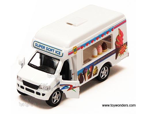kinsmart ice cream truck (5\