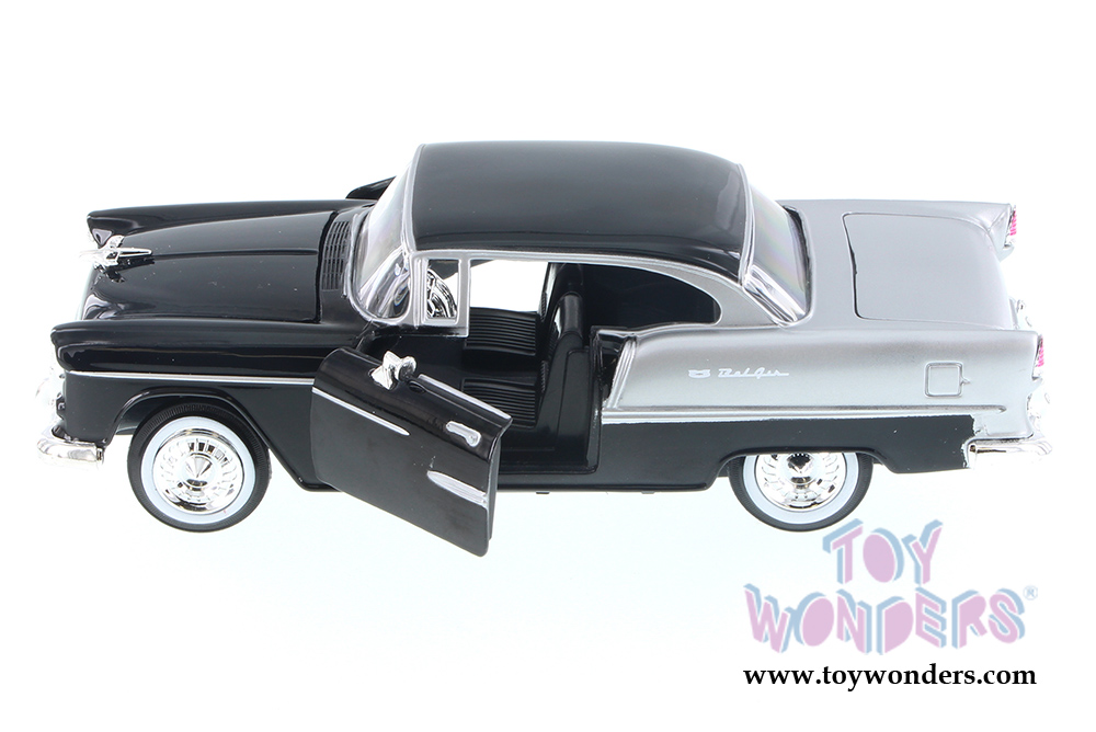 1955 Chevy Bel Air Hard Top By Showcasts Collectibles 124 Scale