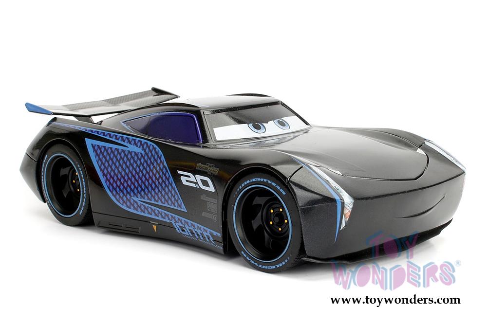 Jada Toys Disney Pixar Cars 3 Jackson Storm 98327 Diecast Model Toy