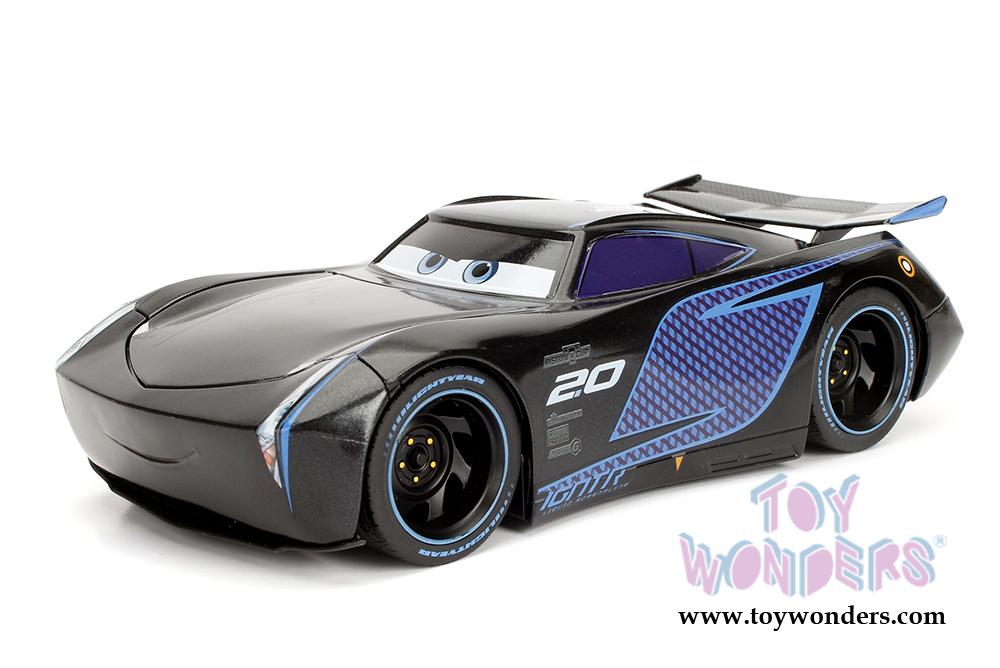 Jada Toys Disney Pixar Cars 3 Jackson Storm 98361 Diecast Model Toy