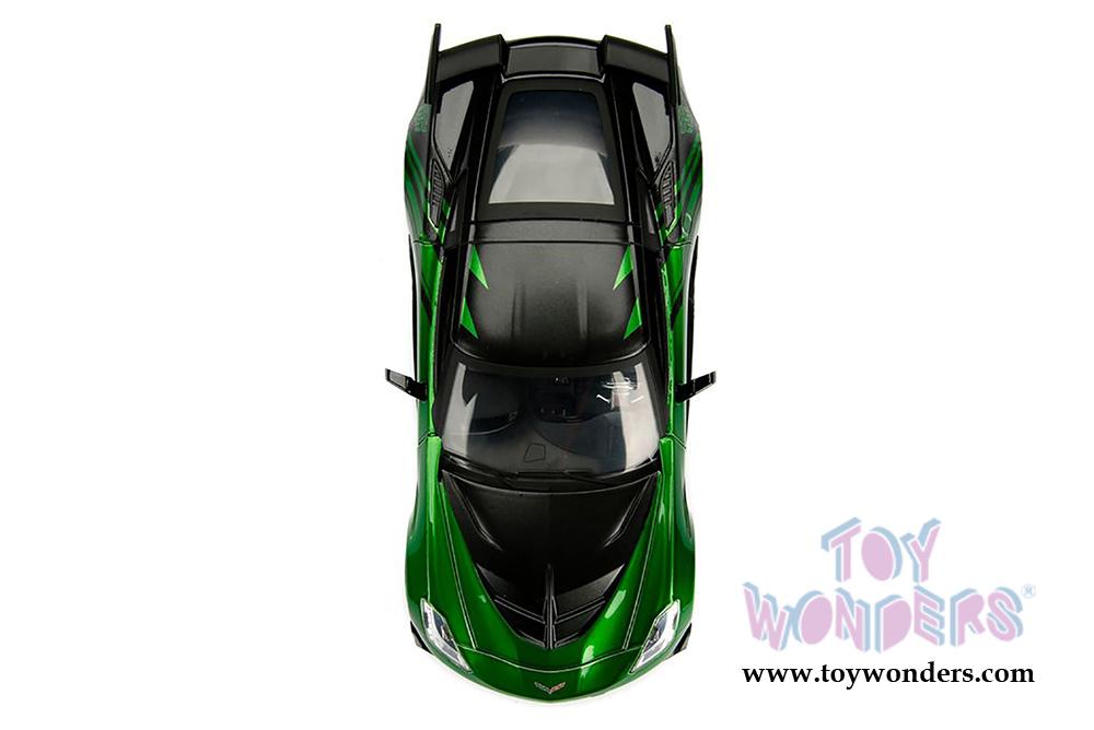 9985 hot wheels Animè séries Dodge Charger R//T 2001-063