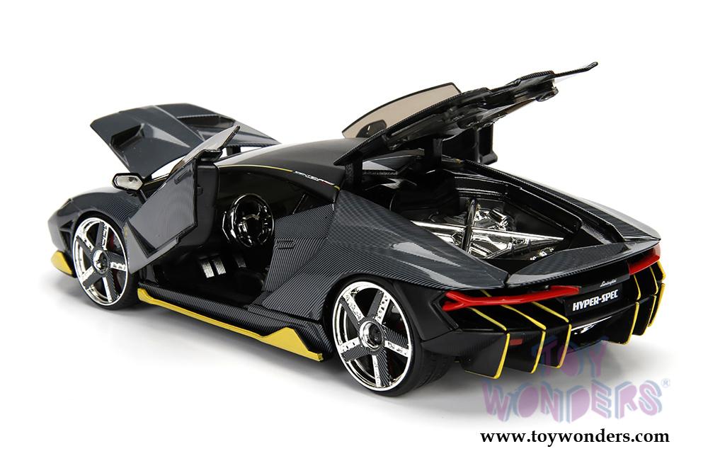 Jada Toys Metals Die Cast Hyper Spec 2017 Lamborghini Centenario