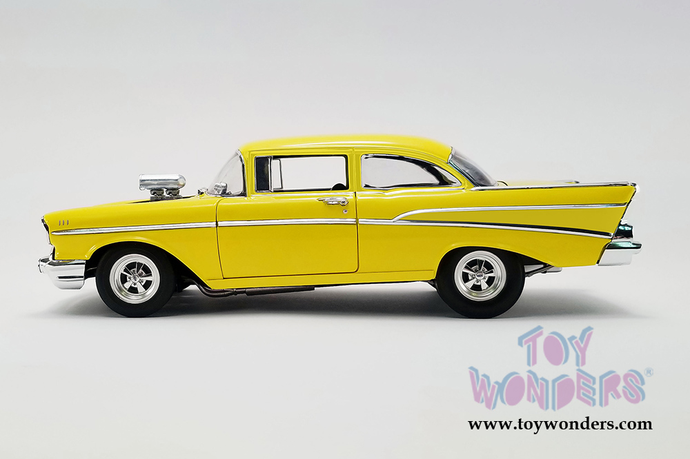 "1:18 Scale GMP//Acme 1957 Chevrolet 210 Tribute # A1807006 /""Hollywood Knights/"""