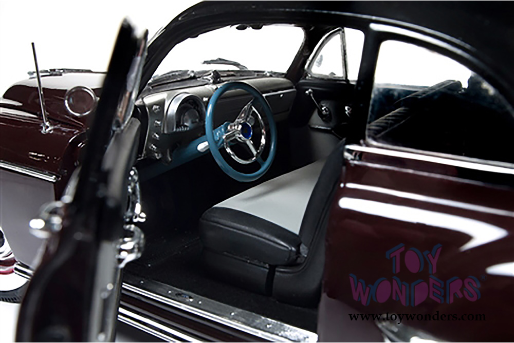 1950 Oldsmobile® 88 Hard Top AMM1127 1/18 scale Auto World wholesale ...