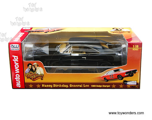 1969 The Dukes Of Hazzard Happy Birthday General Lee Dodge Charger