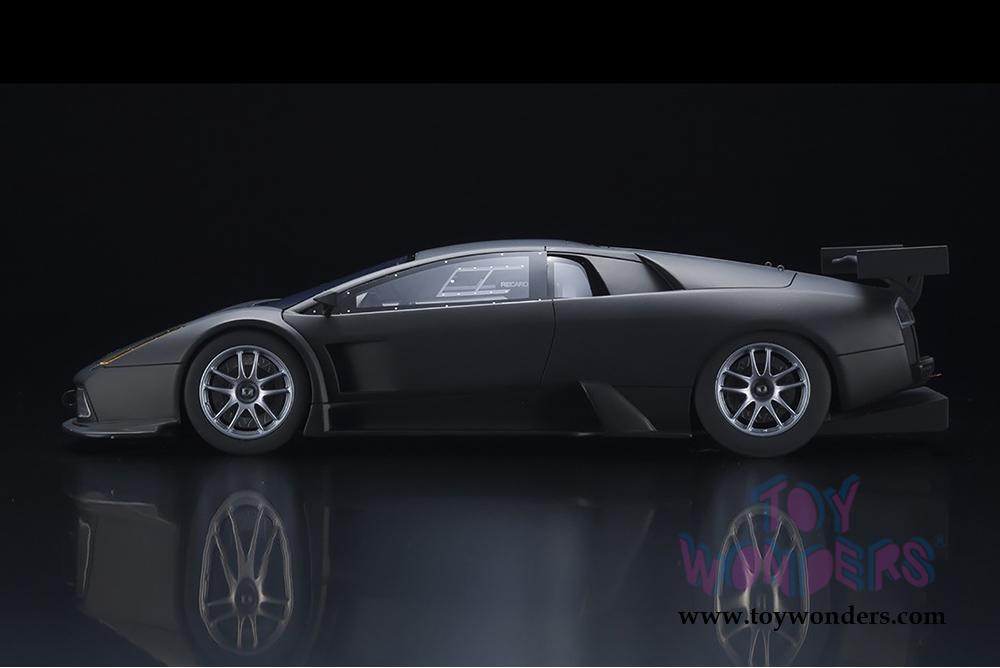 Kyosho Samurai Lamborghini Murcielago R Gt Hard Top Ksr18505bk 1